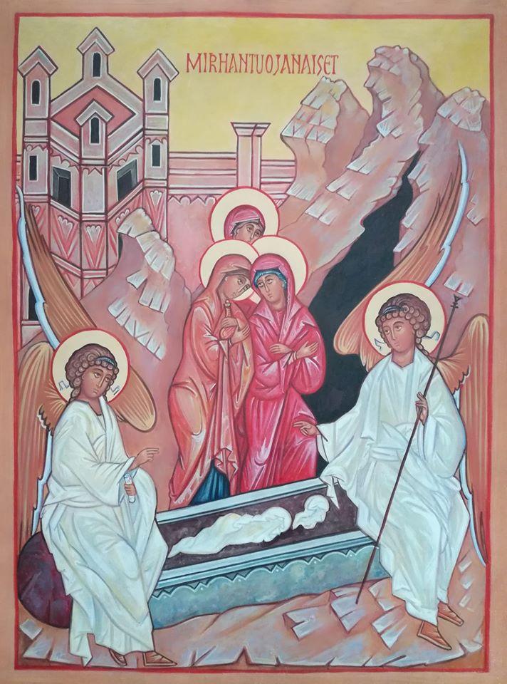 Kristus Nousi Kuolleista